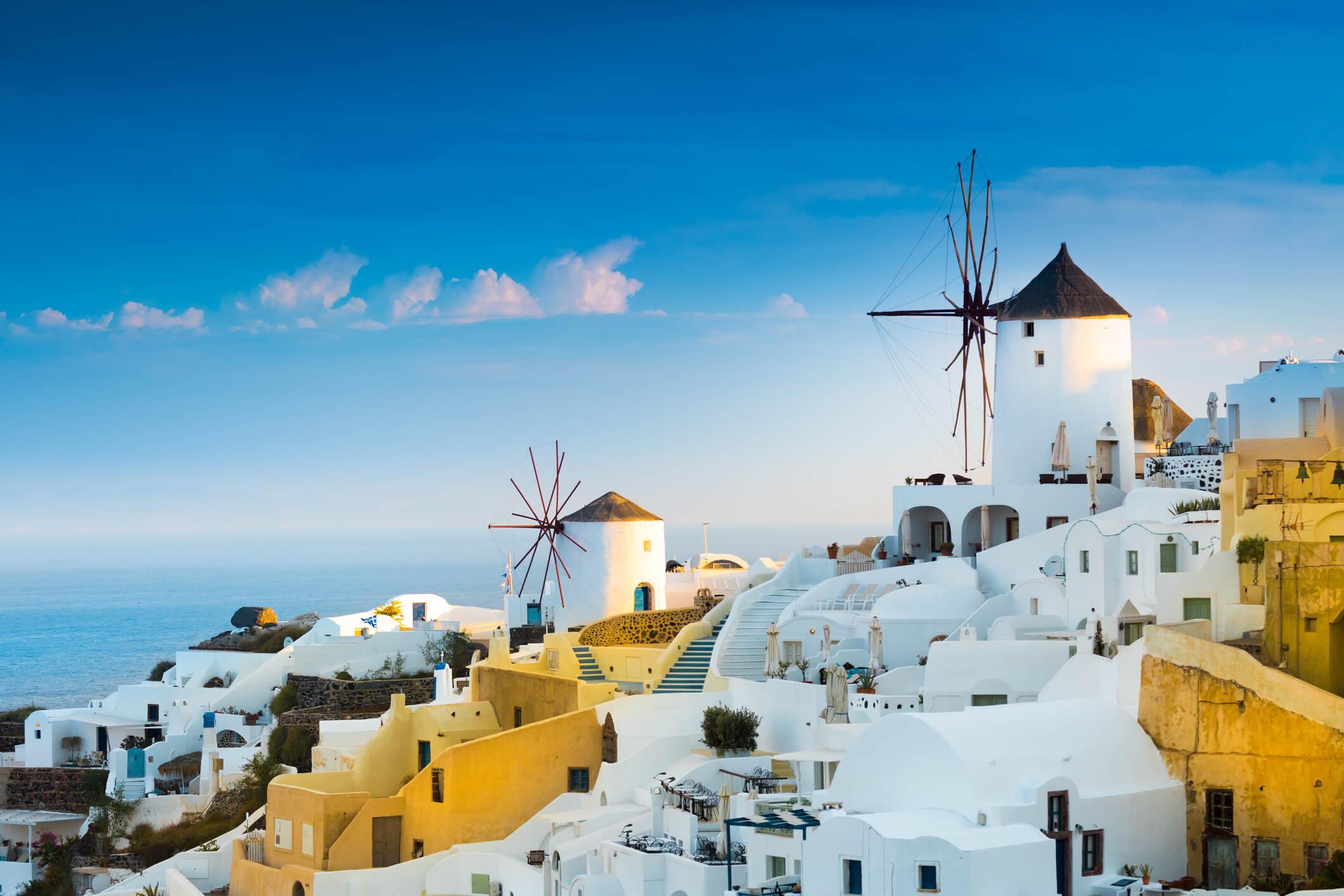 (Santorini) Fira e Oia